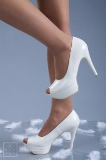 Обувка с 12 см ток - 1203