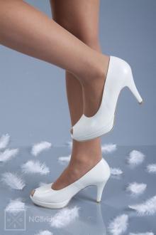 Обувка с 9 см ток - 904-O