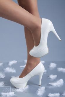 Обувка с 12 см ток - 1202