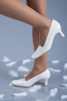 Обувка с 6 см ток - 600