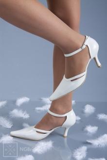 Обувка с 7 см ток - 707