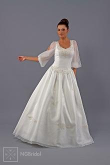 Булчинска рокля - 1711