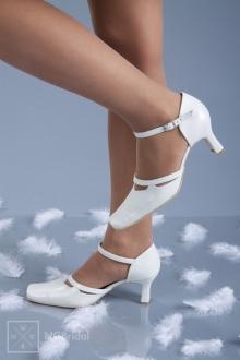Обувка с 6 см ток - 602