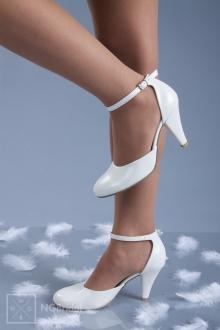 Обувка с 8 см ток - 823