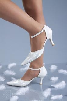 Обувка с 7 см ток - 711