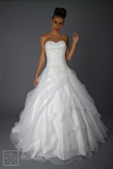 Булчинска рокля - 1821