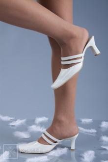 Обувка с 6 см ток - 604